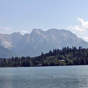 Ferienwohnungen Haus Karwendelblick Mittenwald Ferienwohnung Himmelblau